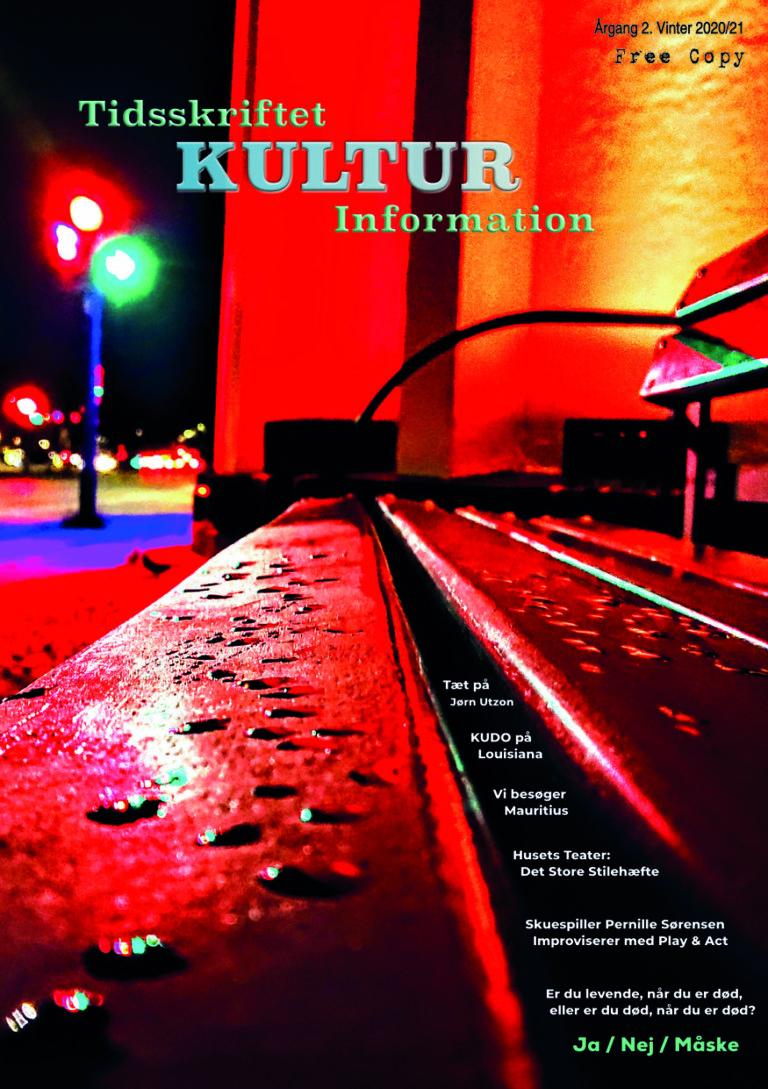 Tidsskriftet KULTURINFORMATION